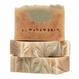 Ručne vyrábané prírodné mydlo Almara Soap Lemon Tea Tree