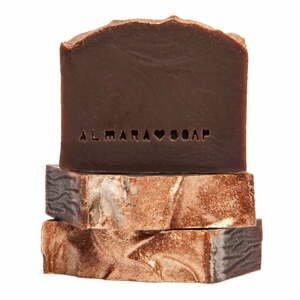 Ručne vyrábané mydlo Almara Soap Gold Chocolate