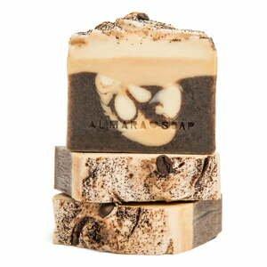 Ručne vyrábané mydlo Almara Soap Coffee Time