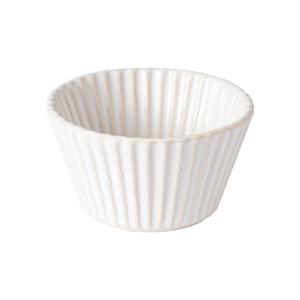 Biela kameninová forma na muffin Casafina Forma, 50 ml