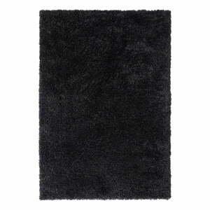 Čierny koberec Flair Rugs Sparks, 200 x 290 cm