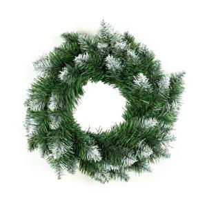 Vianočný veniec DecoKing Pola Green White