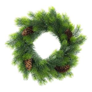 Vianočný veniec DecoKing Lux Szyszka Siberian