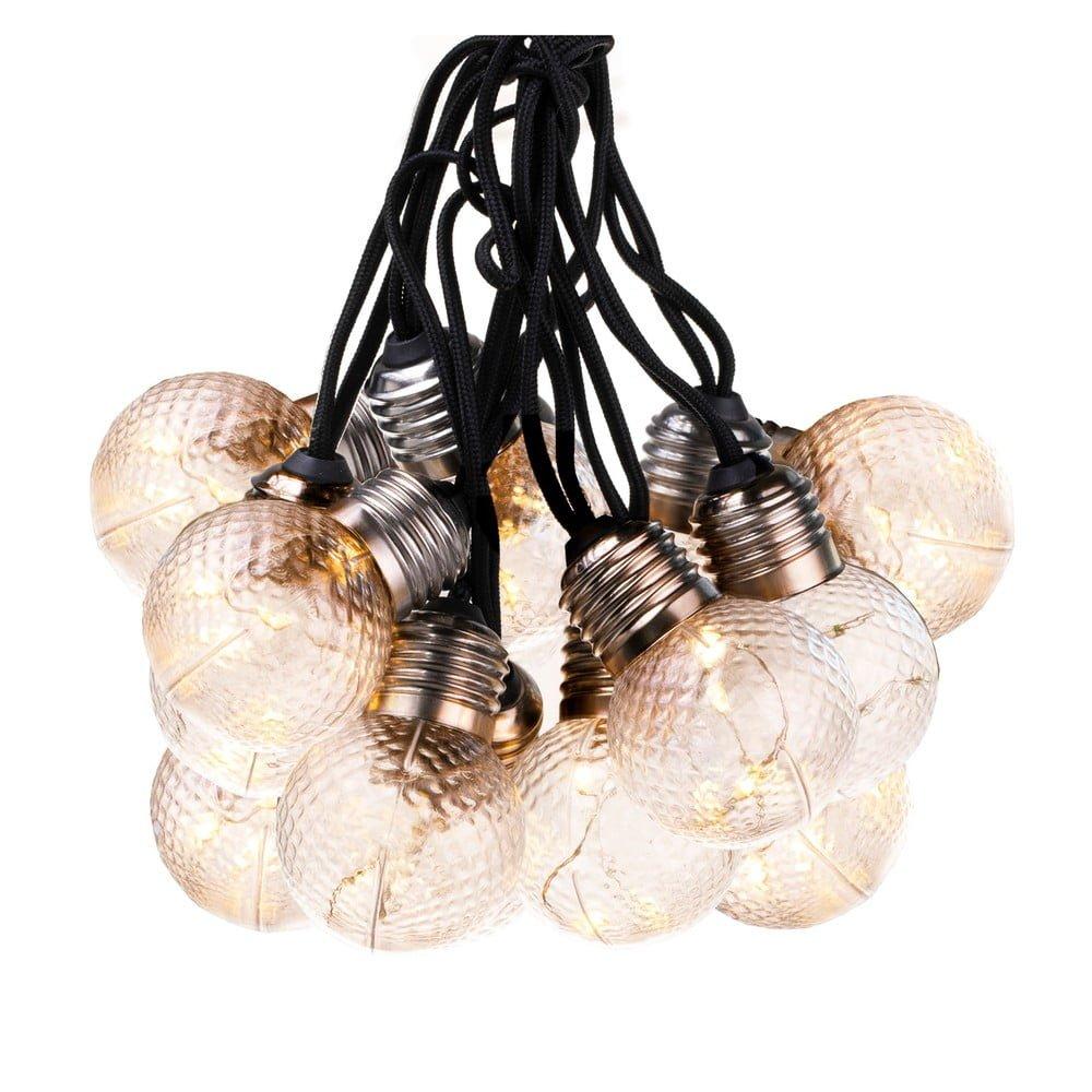 LED svetelný reťaz DecoKing, 10 svetielok, dĺžka 2,3 m