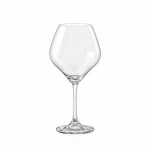 Súprava 2 pohárov na víno Crystalex Amoroso, 450 ml