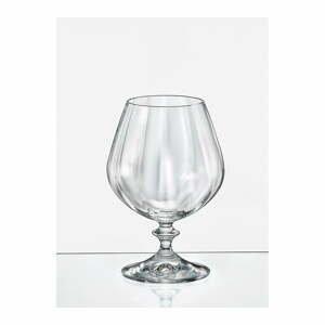 Súprava 6 pohárov na brandy Crystalex Angela Optic, 400 ml