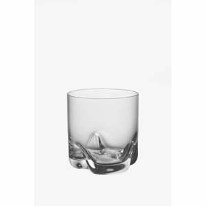 Súprava 4 pohárov na whisky Crystalex Bar-trio, 280 ml