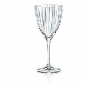 Súprava 6 pohárov na víno Crystalex Kate Optic, 250 ml