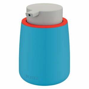 Modrý keramický dávkovač na mydlo Leitz Cosy