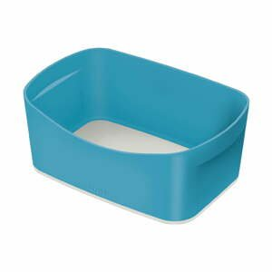 Modrá stolová škatuľa Leitz Cosy
