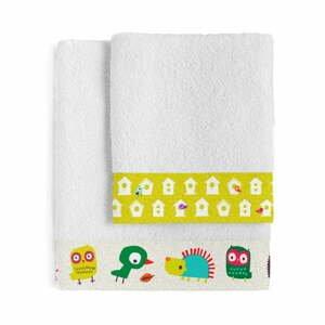 Súprava 2 detských bavlnených uterákov Moshi Moshi House