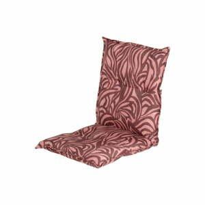 Ružový zahradný vankúš na sedenie Hartman Lena, 100 x 50 cm