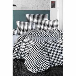 Obliečky na dvojlôžko s plachtou Pure Cotton Pearl, 200 x 220 cm