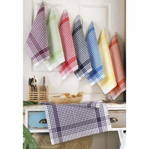 Súprava 8 utierok Pure Cotton Flannel, 50 x 70 cm