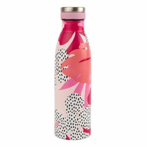 Ružová antikoro fľaša Navigate Floral, 0,5 l