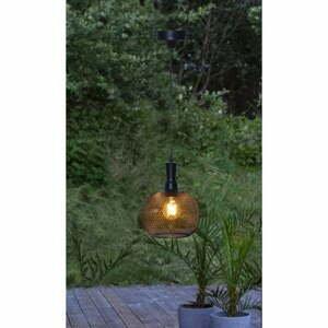 Vonkajšia svetelná LED dekorácia Best Season Sunlight, výška 24 cm