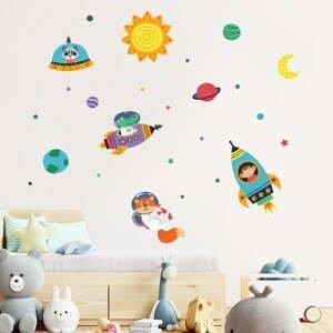 Detské samolepky na stenu Ambiance Space