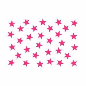 Veľkoformátová tapeta Artgeist Pink Star, 400 x 280 cm