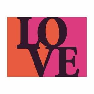 Veľkoformátová tapeta Artgeist Love Is in the Air, 200 x 154 cm