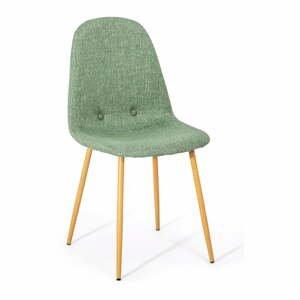 Súprava 2 zelenosivých jedálenských stoličiek loomi.design Lissy