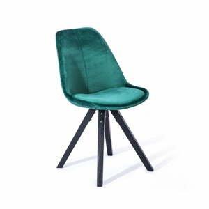 Súprava 2 zelených jedálenských stoličiek loomi.design Dima