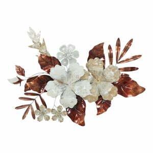 Červeno-biela nástenná dekorácia Mauro Ferretti Bouquet