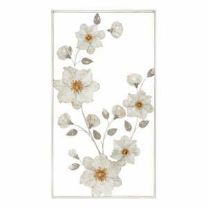 Biela nástenná dekorácia Mauro Ferretti Flix