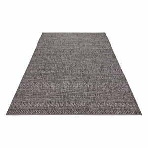 Tmavosivý vonkajší koberec Bougari Granado, 120 x 170 cm