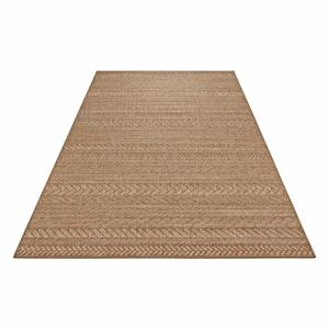Hnedý vonkajší koberec Bougari Granado, 80 x 150 cm