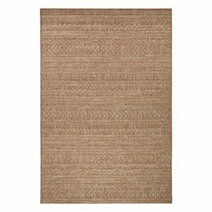 Hnedý vonkajší koberec Bougari Granado, 120 x 170 cm