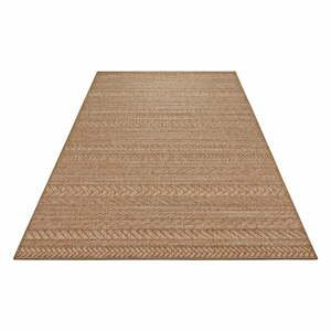 Hnedý vonkajší koberec Bougari Granado, 160 x 230 cm
