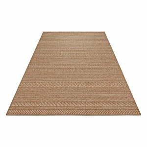 Hnedý vonkajší koberec Bougari Granado, 200 x 290 cm