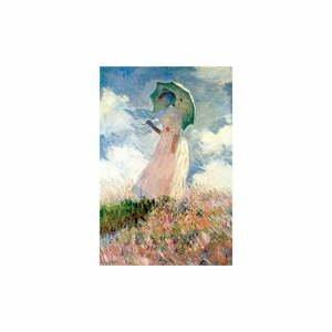 Reprodukcia obrazu Claude Monet - Woman with Sunshade, 60 x 40 cm