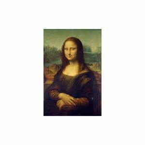 Reprodukcia obrazu Leonardo da Vinci - Mona Lisa, 60 x 40 cm
