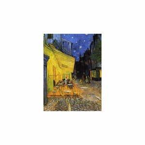 Reprodukcia obrazu Vincent van Gogh - Cafe Terrace, 80 x 60 cm
