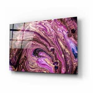 Sklenený obraz Insigne Colors, 110 x 70 cm