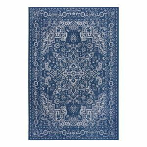 Modro-béžový vonkajší koberec Ragami Vienna, 160 x 230 cm