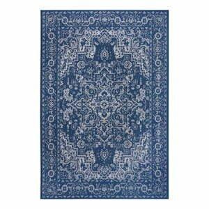 Modro-béžový vonkajší koberec Ragami Vienna, 200 x 290 cm