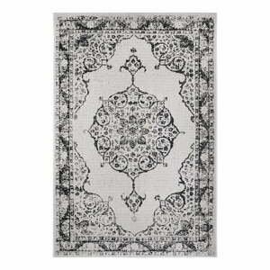 Čierno-béžový vonkajší koberec Ragami Oslo, 120 x 170 cm