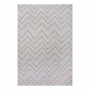 Hnedo-béžový vonkajší koberec Ragami Lisbon, 200 x 290 cm