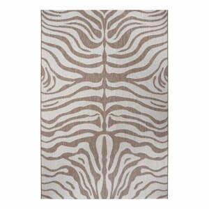 Hnedo-béžový vonkajší koberec Ragami Safari, 160 x 230 cm