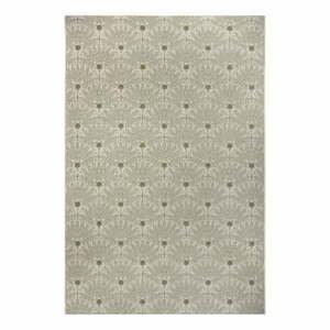 Zeleno-béžový vonkajší koberec Ragami Amsterdam, 160 x 230 cm