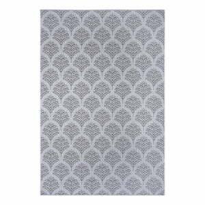 Sivý vonkajší koberec Ragami Moscow, 80 x 150 cm