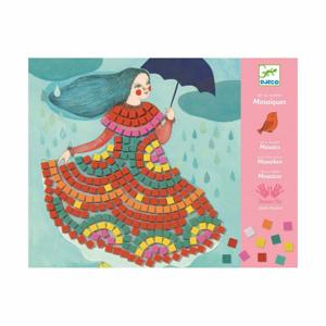 Pestrofarebná mozaika Djeco Na párty