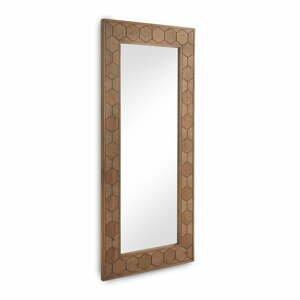 Nástenné zrkadlo Geese Honeycomb, 203 x 88 cm