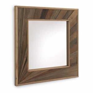 Nástenné zrkadlo Geese Sunrays, 89 x 89 cm