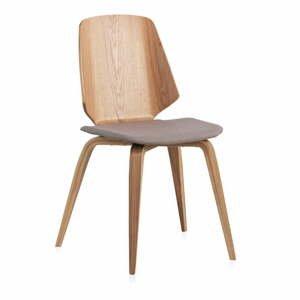 Prírodná jedálenská stolička Geese Lula