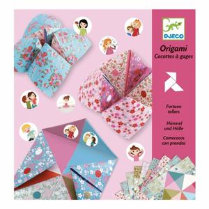 Origami skladačka Djeco Nebo peklo raj