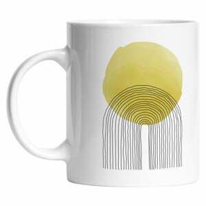 Keramický hrnček Butter Kings Rising Sun, 330 ml