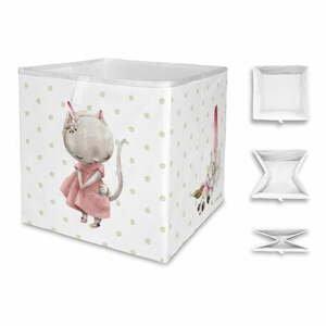 Detský úložný box Mr. Little Fox Mouse